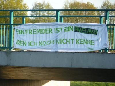 Brücke nach Dömitz